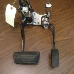 pedal application error and unintended acceleration